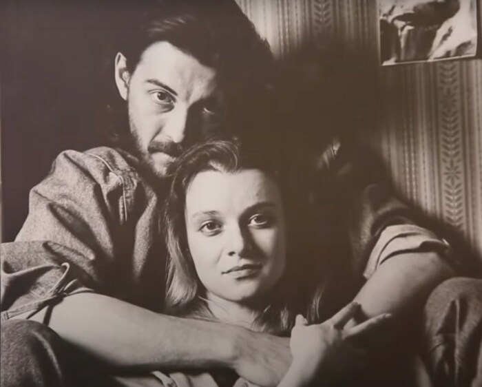 Николай Добрынин и Анна Терехова. / Фото: www.1tv.ru