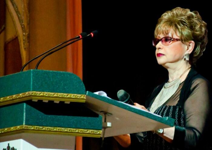 Светлана Моргунова. / Фото: www.sensum-club.pro