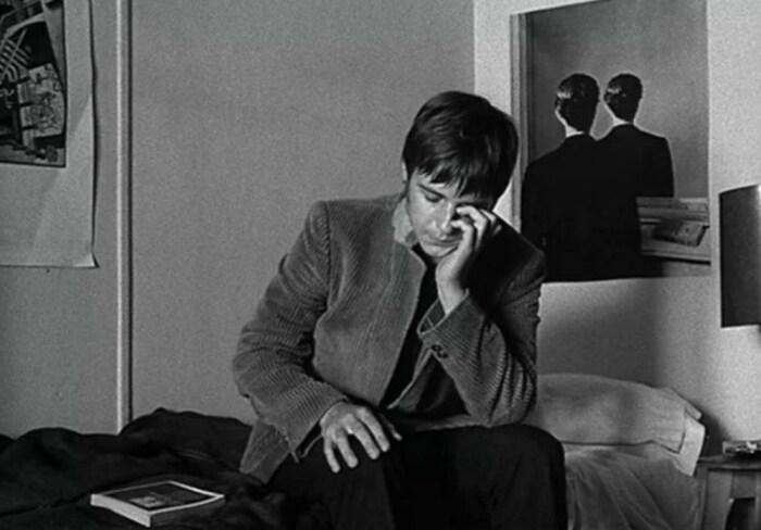 Кадр из фильма «Человек, который спит». / Фото: www.kinopoisk.ru