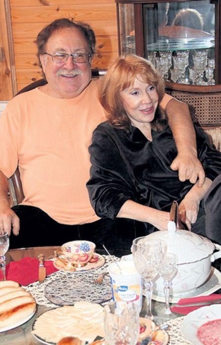 Кира Прошутинская и Анатолий Малкин. / Фото: www.comp-pro.ru