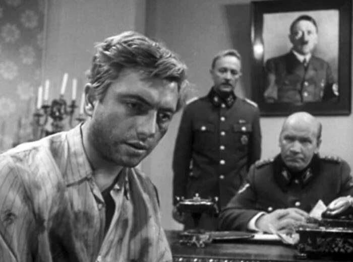 Кадр из фильма «Майор «Вихрь». / Фото: www.kinopoisk.ru