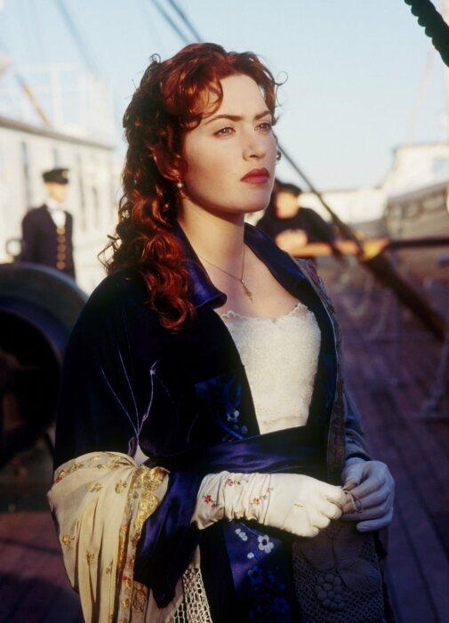 Кейт Уинслет в фильме «Титаник». / Фото: www.womanadvice.ru
