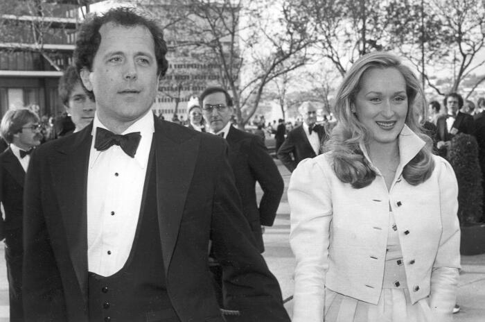 Мерил Стрип и Дон Гаммер. / Фото: www.newside.gr