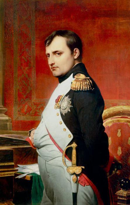 Наполеон I Бонапарт. / Фото: www.wikimedia.org