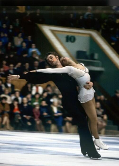 Ирина Моисеева и Андрей Миненков. / Фото: www.ria.ru