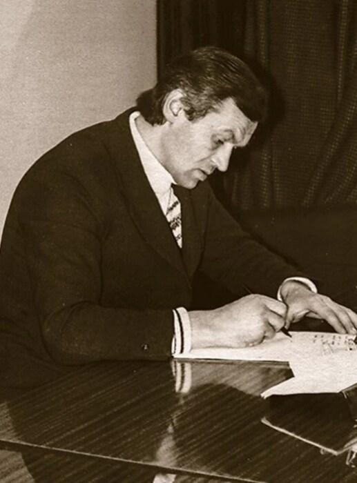 Владимир Бирюк, первый муж актрисы. / Фото: www.kiosk-plus.ru