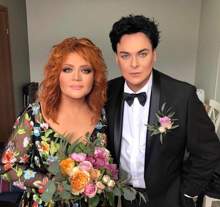 Юлиан и Анастасия. / Фото: www.passion.ru