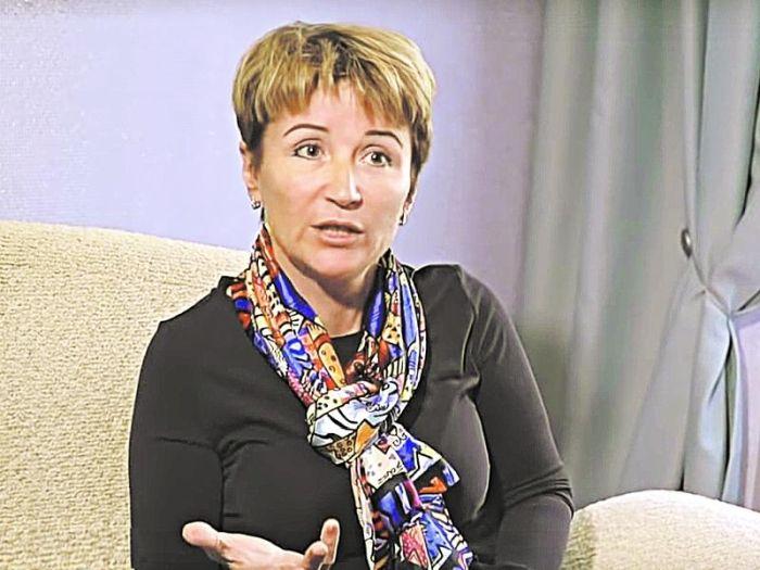Татьяна Успенская. / Фото: www.sobesednik.ru