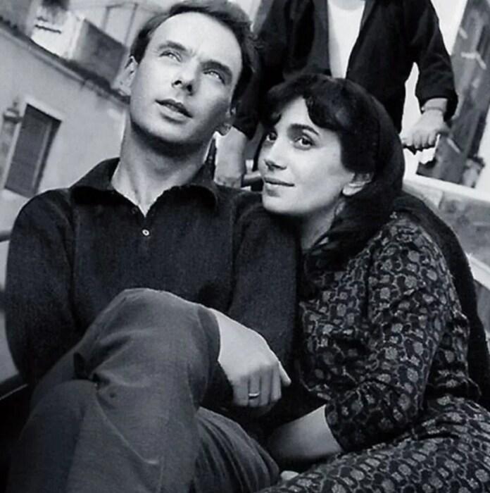 Гитана Леонтенко и Алексей Баталов. / Фото: www.yandex.net