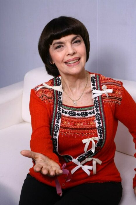 Мирей Матье. / Фото: www.blogspot.com