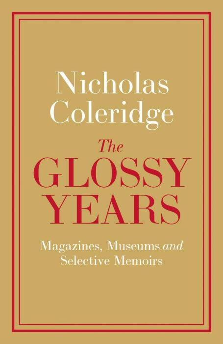 Николас Колридж, The Glossy Years. / Фото: www.pinimg.com