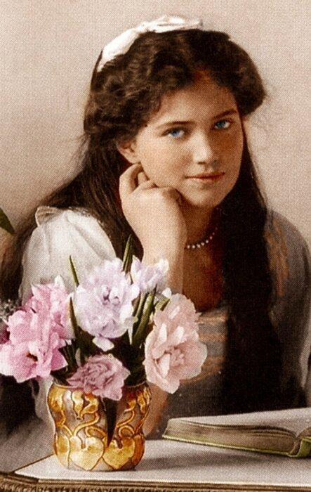 Великая княжна Мария Николаевна Романова. / Фото: www.golbis.com