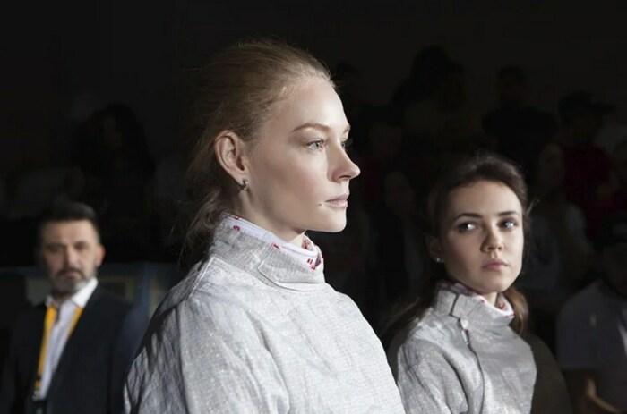 Кадр из фильма «На острие». / Фото: www.kinopoisk.ru