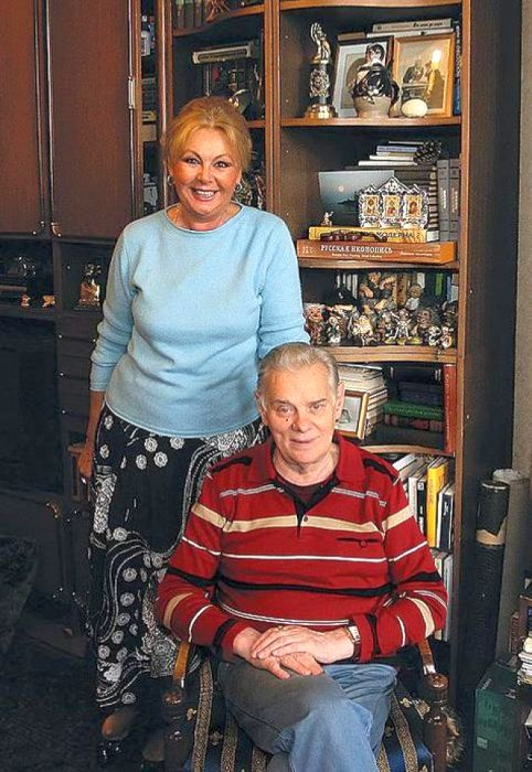 Владимир Андреев и Наталья Селезнёва. / Фото: www.uduba.com