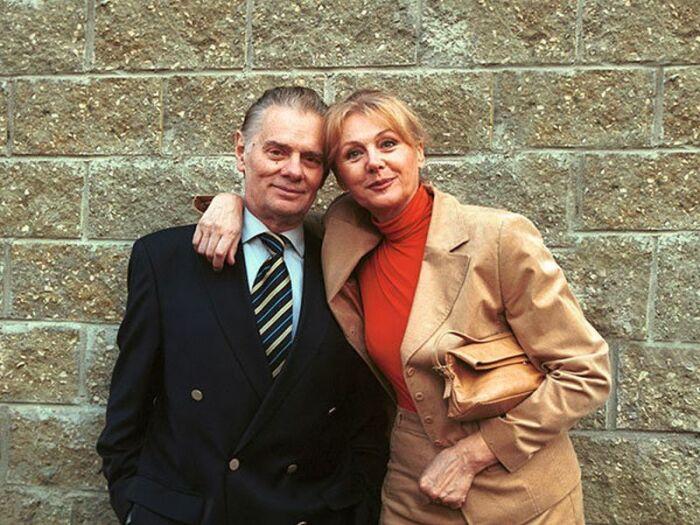 Владимир Андреев и Наталья Селезнёва. / Фото: www.vremax.com