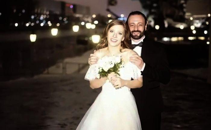 Илья Авербух и Елизавета Арзамасова. / Фото: www.my-mask.ru