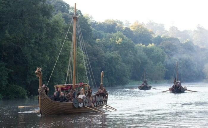 Кадр из сериала «Викинги». / Фото: www.kinopoisk.ru