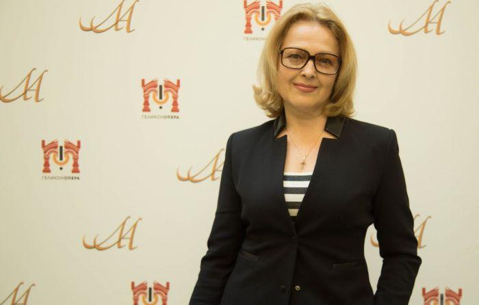 Ольга Битюкова. / Фото: www.helikon.ru