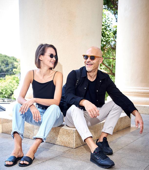 Фёдор Бондарчук и Паулина Андреева. / Фото: www.7sisters.ru
