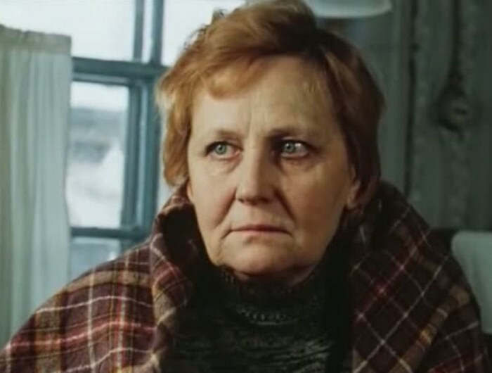 Велта Лине в фильме «Долгая дорога в дюнах». / Фото: www.kino-teatr.ru
