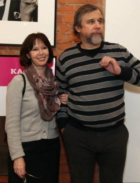 Евгения Симонова и Андрей Эшпай. / Фото: www.yandex.net