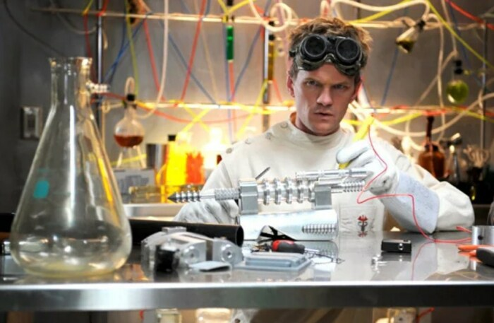 Кадр из сериала «Музыкальный блог Доктора Ужасного». / Фото: www.kinopoisk.ru
