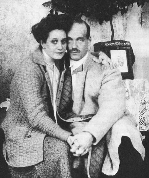 Михаил Романов и Наталья Вульферт. / Фото: www.goodhouse.ru