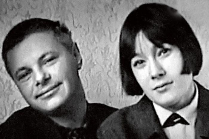 Леонид Харитонов и Евгения Гибова. / Фото: www.7days.ru