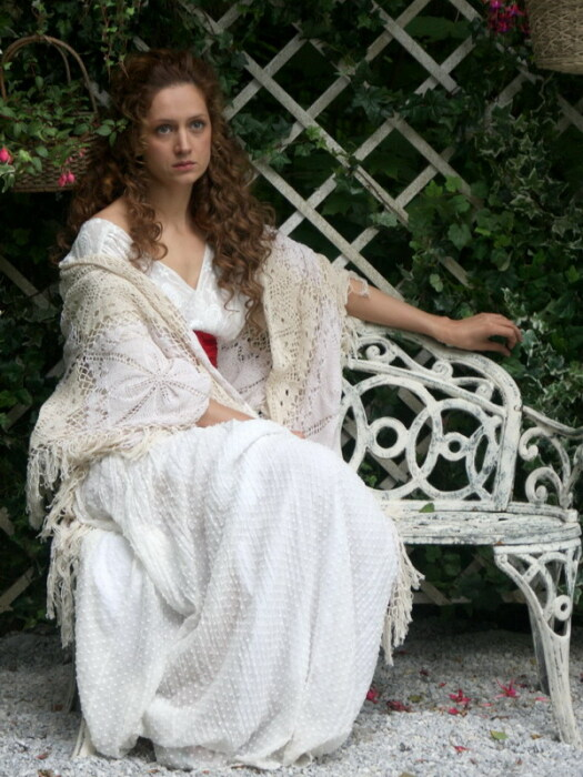 Кадр из фильма «Пелагия и белый бульдог». / Фото: www.lady.webnice.ru