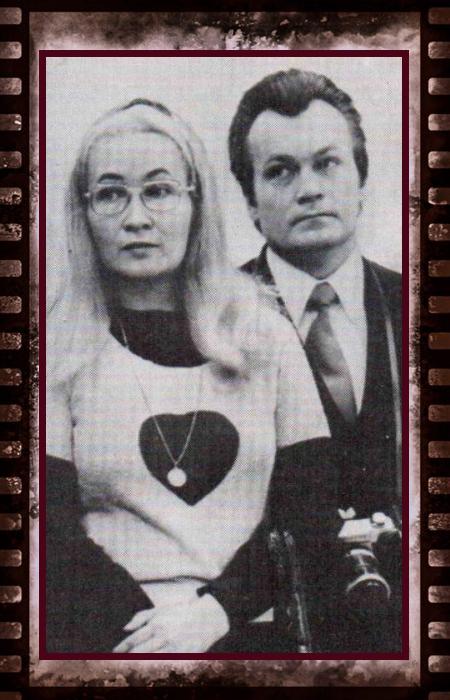 Нина Свиридова и Дмитрий Воздвиженский.