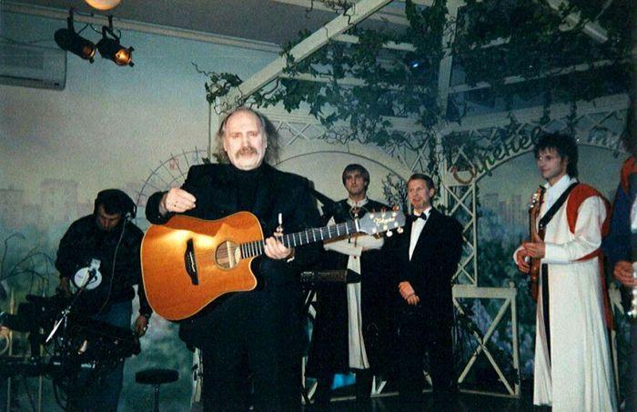 «Песняры» в конце 1990-х. / Фото: www.pesnyary.com