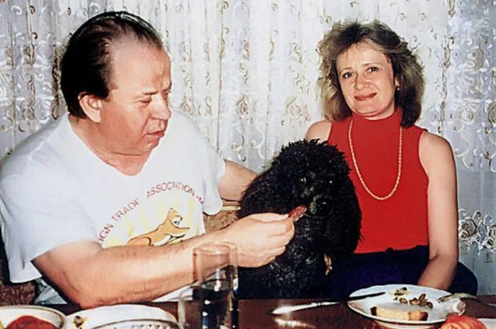 Юрий Богатиков и Татьяна. / Фото: www.7days.ru