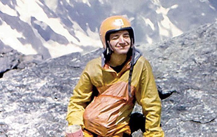 Максим Калинин увлекался горным туризмом. / Фото: www.eg.ru