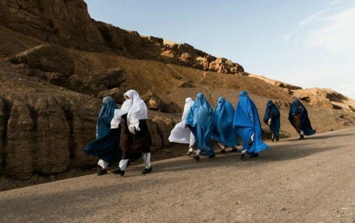Афганские женщины. / Фото: www.liveinternet.ru