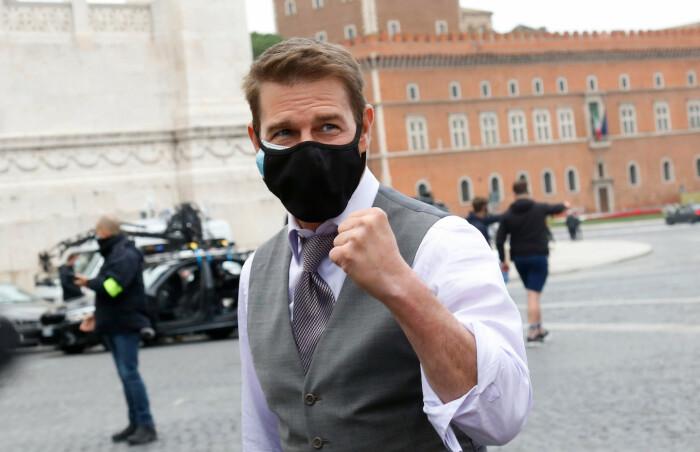 Том Круз. / Фото: www.rbc.ru