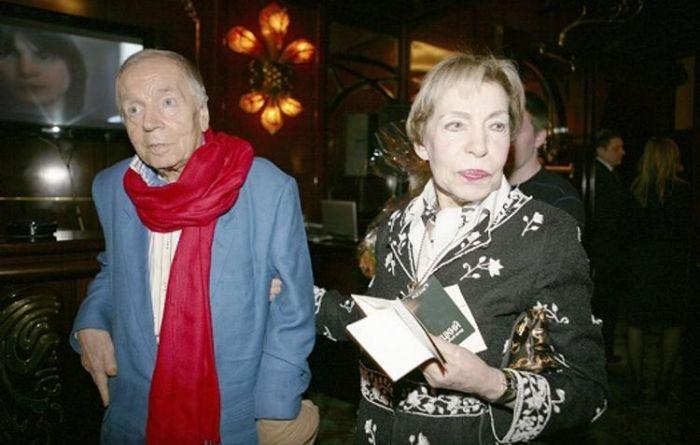 Андрей Вознесенский и Зоя Богуславская. / Фото: www.svgorko.ru