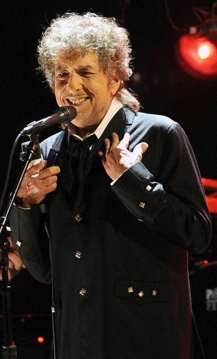 Боб Дилан. / Фото: www.pinimg.com