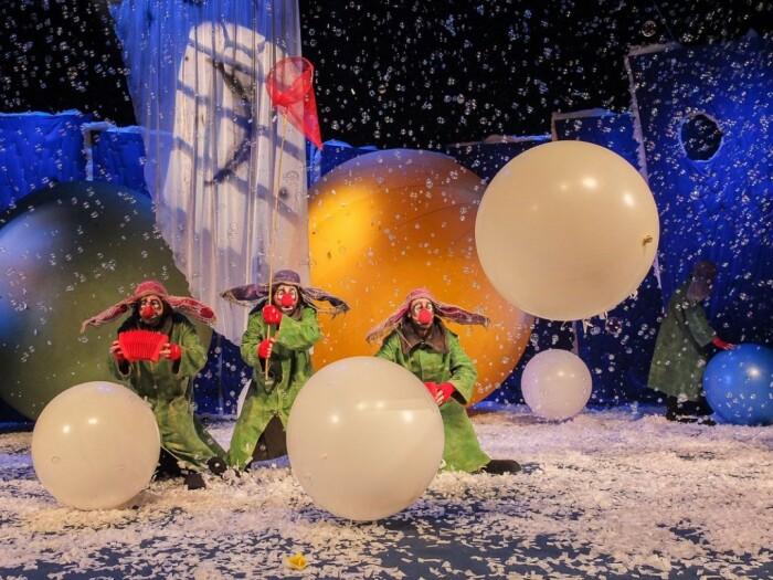 «Снежное шоу». / Фото: www.kzngo.ru