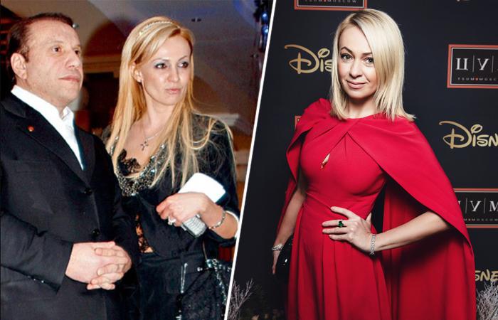 Яна Рудковская до и после развода.