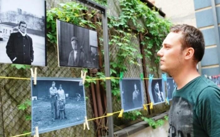 Сын Юозаса Киселюса Джон с пяти лет рос без отца, но память о нём он трепетно хранит всю жизнь. / Фото: www.liveinternet.ru