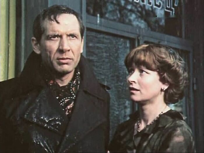Кадр из фильма «Дождь в чужом городе». / Фото: www.kinorium.com