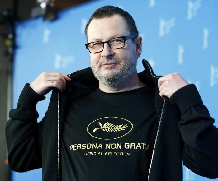 Ларс фон Триер. / Фото: www.film.ru