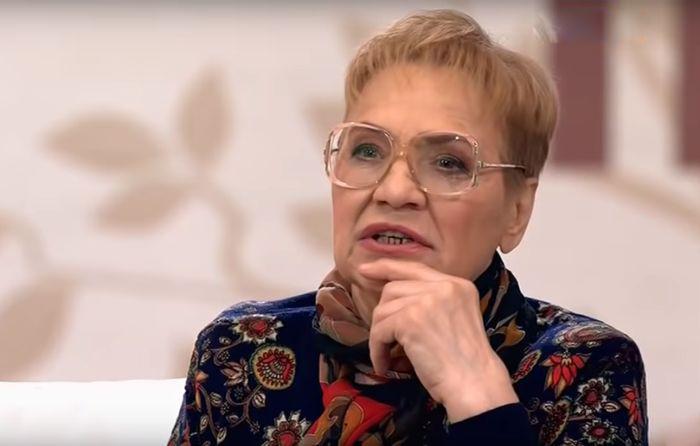 Нина Русланова. / Фото: www.gazeta.ru