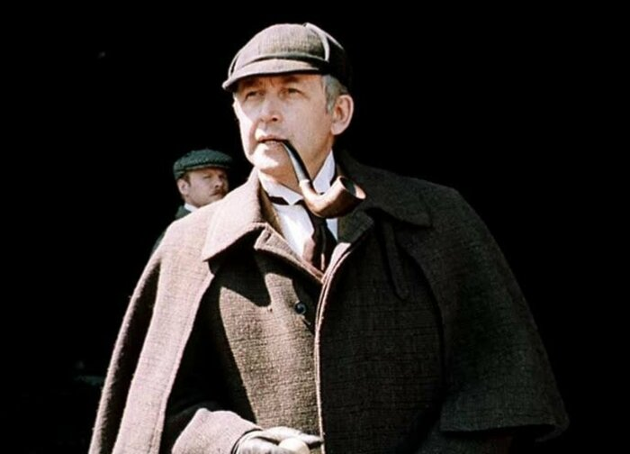 Василий Ливанов в роли Шерлока Холмса. / Фото: www.filmpro.ru