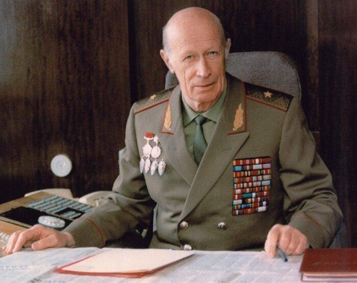 Юрий Дроздов. / Фото: www.wikipedia.org