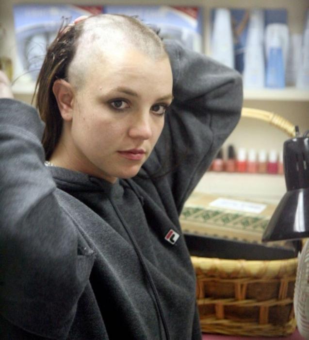 Бритни Спирс. / Фото: www.trinixy.ru