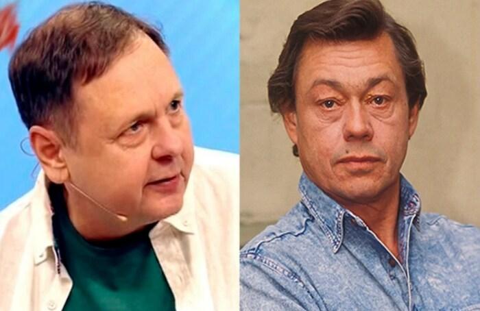 Пётр и Николай Караченцовы. / Фото: www.yandex.net
