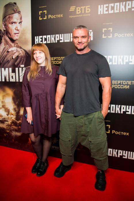 Владимир Епифанцев и Юлия Семёнова. / Фото: www.passion.ru