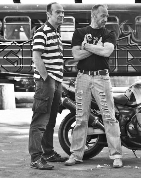 Братья Торсуевы. / Фото: www.solotin.com