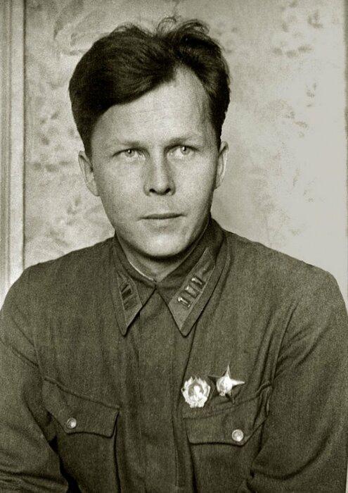 Александр Твардовский. / Фото: www.rgdb.ru